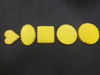 アンファンのアイシングクッキーキャンバス