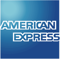 『American Express』のマーク