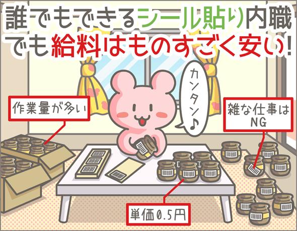 大阪 内職